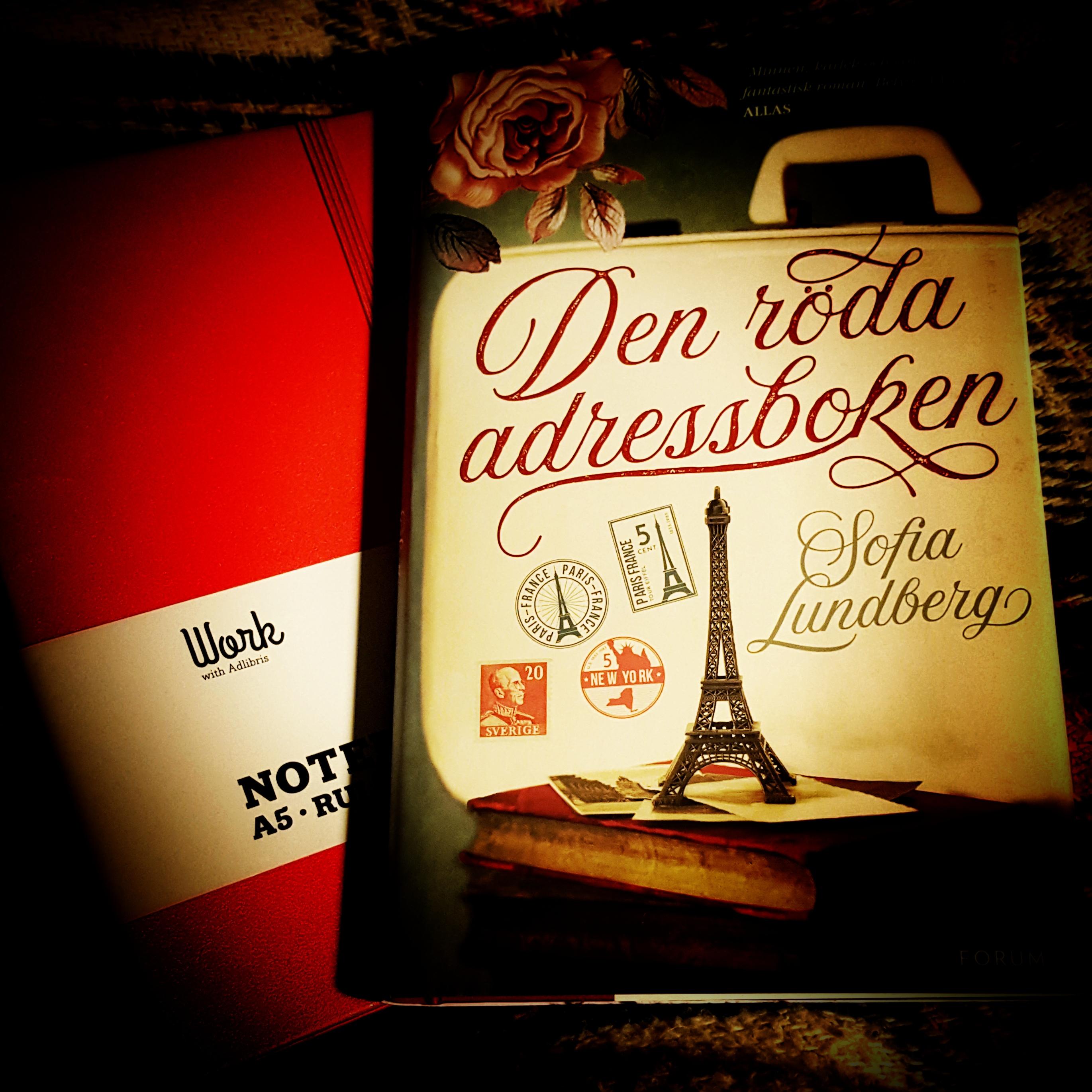 Bok & Vin med Sofia Lundberg