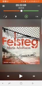 Felsteg av Maria Adolfsson