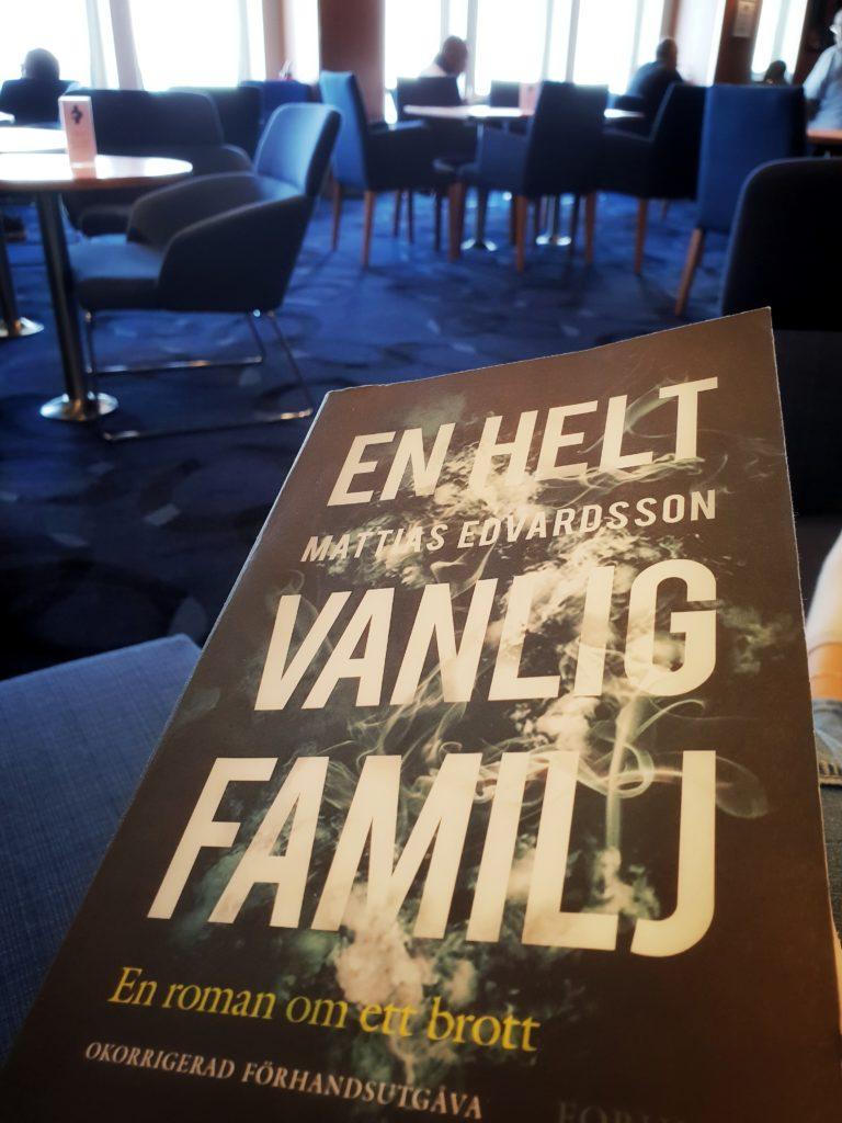 Bokmalen.nu läser En helt vanlig familj av Mattias Edvardsson