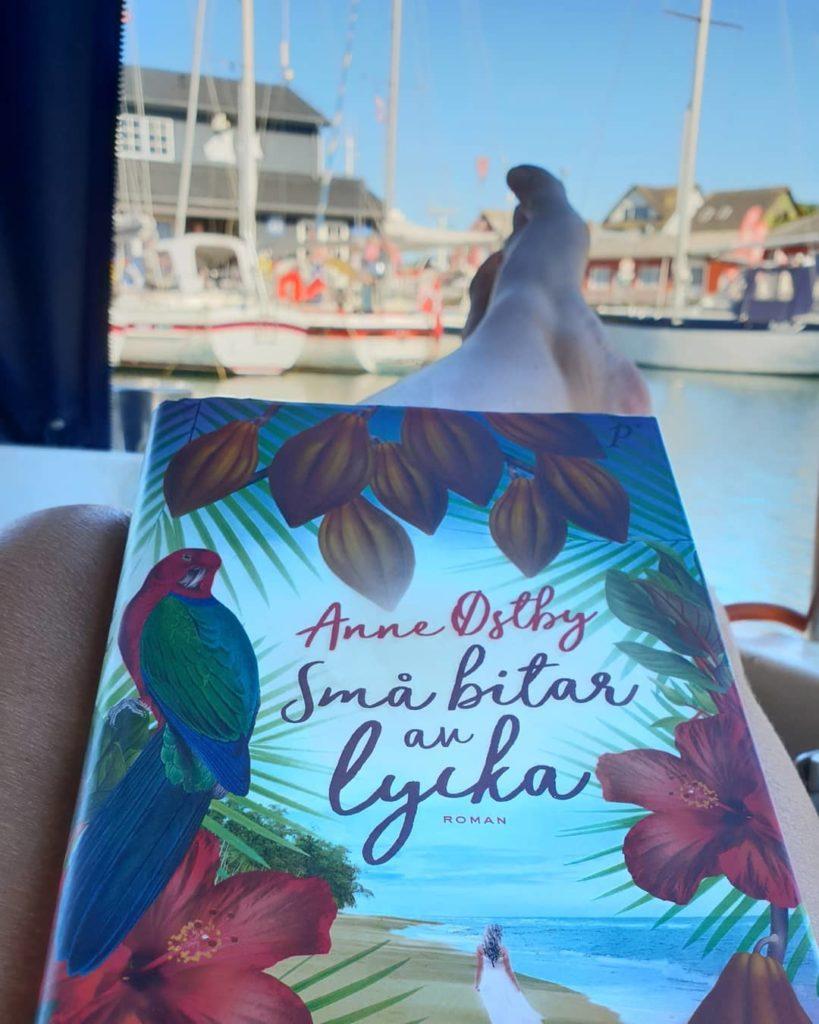 Bokmalen.nu läser Små bitar av lycka av Anne Östby
