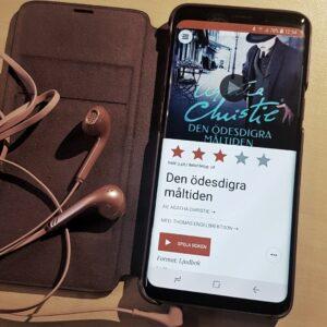 Bokmalen.nu läser Den ödesdigra måltiden av Agatha Christie