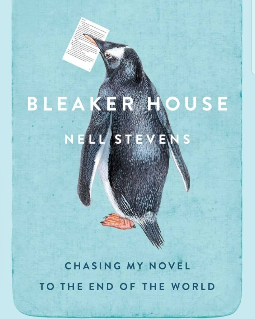 Bokmalen.nu läser Bleaker House av Nell Stevens