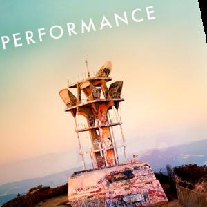 Performance är minst sagt omtumlande